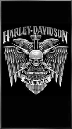 harley davidson logo hc