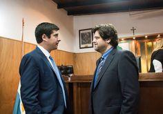 Los concejales del Movimiento Popular Fueguino Gastón Ayala y Ricardo Garramuño adelantaron uno de los temas que plantearán durante la próxima sesión ordinaria del Concejo Deliberante a desarrollarse el viernes 15, en la cual solicitarán información sobre las erogaciones en concepto de traslados y viáticos efectuadas durante 2017.