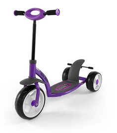 crazy scooter