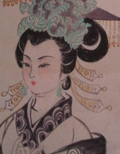 The Only Empress in Chinese History-Wu Zetian
