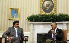 قطر تؤكد لأمريكا التزامها بمحاربة تنظيم الدولة الاسلامية http://democraticac.de/?p=9806 Qatar confirms America's commitment to fighting Islamic state regulation