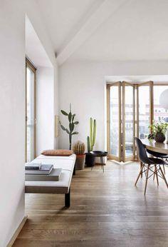 Décoration de chalet moderne et minimaliste | Deco, Chalets and ...