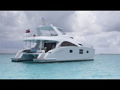 FOREVER | Luxury Catamaran | Power boat | Power catamaran | Sunreef Yachts Charter