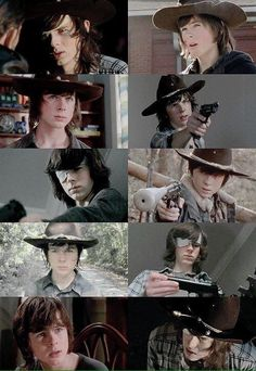 You'll never be forgotten Carl :(