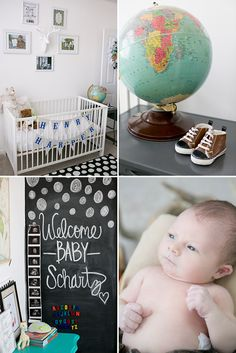 Lees Summit baby photographer, Jana Marie Photos, newborns, 6 days old, Henry, baby rooms