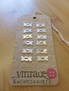 vintage carved mother of pearl buttons £12.00