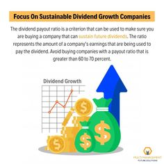 Always look for companies with sustainable dividend growth.  Want to know the best sustainable growth companies in Malaysia, we are revealing the top 5 stock pick with a dividend yield of more than 5%, check out the given link for detailed analysis report.  #divideninvestment #stockdividend #dividendyieldstock #bursamalaysia