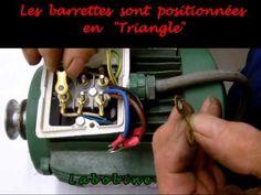 moteur de machine à laver modifié générateur - YouTube