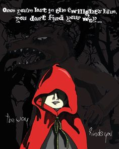 Red Riding Hood Wolf Quotes. QuotesGram