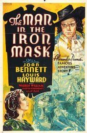 The Man in the Iron Mask (1939) Poster