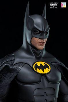 Batman Poster, Batman Art, Batman And Superman, Batman Robin, Dc Comics, Anime Comics, Comic Movies, Comic Books Art, Michael Keaton Batman