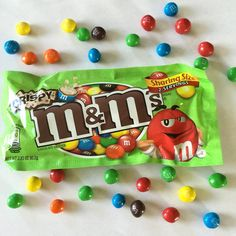 """Who else is excited that M&M'S® Crispy are back!  I love that they are under 200 Calories so I can satisfy my Sweet Tooth without Compromising my Diet!…"""