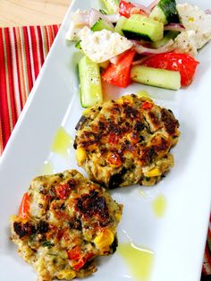 PROUD ITALIAN COOK: Eggplant Patties and Hot Weather Desserts