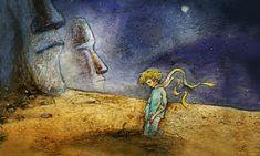 """""""Научи меня искусству маленьких шагов"""". Молитва от Антуана де Сент-Экзюпери"""
