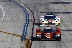 MZ Racing - MAZDA Motorsport - Mazda Prototypes Finish 4th and 5th at Long Beach