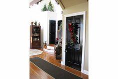 pewter+sage: Black Doors
