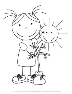Earth Day Coloring Pages in 2019 - Save Earth Coloring Pages Earth Day Coloring Pages, Coloring Pages To Print, Coloring For Kids, Printable Coloring Pages, Coloring Pages For Kids, Coloring Sheets, Fairy Coloring, Earth Day Facts, Days For Girls