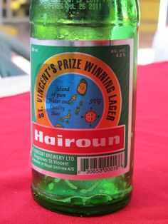 Bottled Beer of the World - pjb 13 - Picasa Web Albums - Hairoun Beer (4.8%) - Kingstown St Vincent