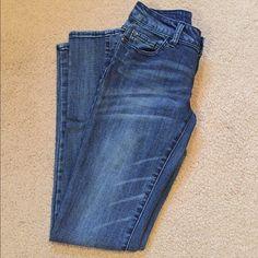 Jeans Dark blue skinny jeans Celebrity Pink Jeans Skinny