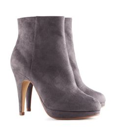 HM - Ankle boots with 11 cm heels