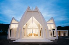 Mary Help of Christian Church / Juti architects, © Peerapat Wimolrungkarat