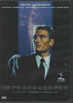 The Peacekeeper (DVD, 2006) Montel Williams, Roy Scheider, Dolph Lundgren
