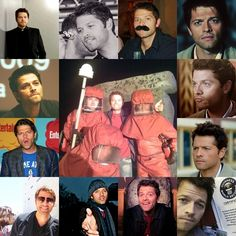 Misha Collins. Love this man