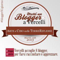 #Vercelli si presenta al mondo, bella come non mai!  #bloggerx1giorno #terreriflesse #turismo #vercelli
