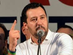 Salvini Manifestazione Lega Nord