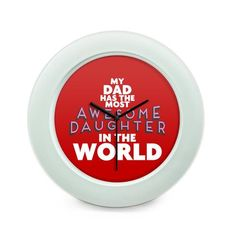 BigOwl | Dad  Table Clock Online India at BigOwl.in