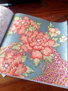 Coloured By Debby Biekart‎. From Color Odeyssey colored with Luminance.