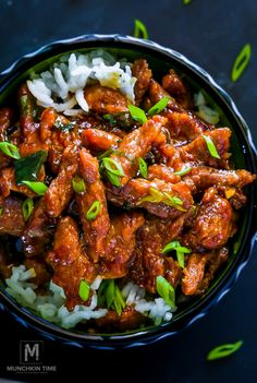 Mongolian Beef – 30 Minute Recipe is an over-delicious Chinese style dish also known as PF Chang's Mongolian Beef, made of simple ingredients and tastes incredible!