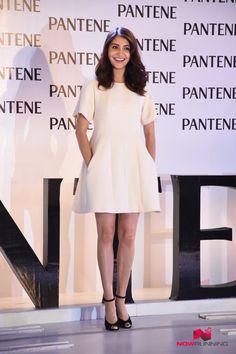 Anushka Sharma launches 'Best Ever Pantene'