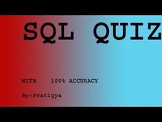 ******************Here you can watch all types of Quiz questions for Web Development course. Types Of Websites, Web Development, Songs, Education, Youtube, Onderwijs, Song Books, Learning, Youtubers