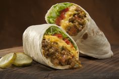 Burritos Check out this great recipe from French's: Cheeseburger Burritos!Check out this great recipe from French's: Cheeseburger Burritos! Great Recipes, Dinner Recipes, Favorite Recipes, Summer Recipes, Incredible Recipes, Cheese Burger, Quick Weeknight Meals, Easy Meals, Good Food