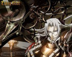 Trinity Blood - Abel NIghtroad