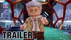 LEGO Marvel Superheroes STAN LEE Official Trailer #marvel #lego