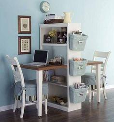стеллаж-стол