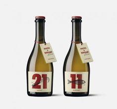 Mateo & Bernabé Beer Bottles