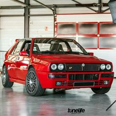 Delta Integrale, a beauty I have in my garage