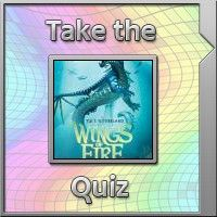 Wings of Fire Tribe Personality Quiz. I got a Rainwing like 88% who took the quiz. So far no one has gotten Sandwing