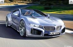 AutoBild: Production version BMW Vision EfficientDynamics coming in 2013