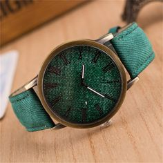 Colorful Vintage Watches