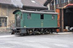 Bild: z.V.g. Die Schweizer Dampflokomotive kehrt in ihre Heimat Huttwil zurück. Lego Trains, Old Trains, Diesel Locomotive, Steam Locomotive, Garden Railroad, Swiss Railways, Rail Car, Steam Engine, Model Trains