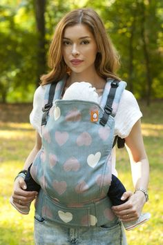 Full Toddler WC Carrier - Love Gracieux 1