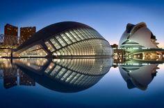 Valencia: City of Arts and Sciences