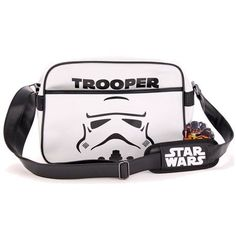 STAR WARS : SACOCHE STAR WARS stormtropper