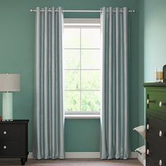 Found it at Wayfair - Greathouse Grommet Blackout Thermal Curtain Panels