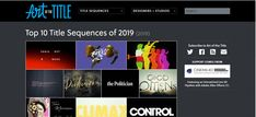 The 6 Best Website Motion Graphics Insipiration - nshuti paulin Title Sequence, Cool Animations, Tile Art, Best Artist, Motion Design, Motion Graphics, The Incredibles, Graphic Design, Website