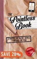 The Pointless Book: Started by Alfie Deyes, Finished by You Avaliable at Chapters Indigo in Canada October 14